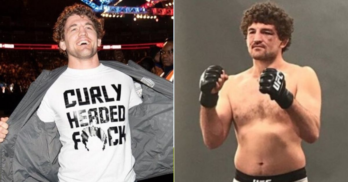 Ben Askren Announces Retirement From Fighting