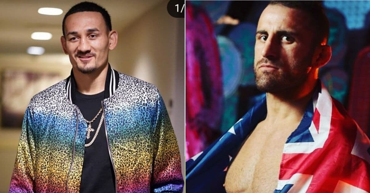 max-holloway-issues-first-statement