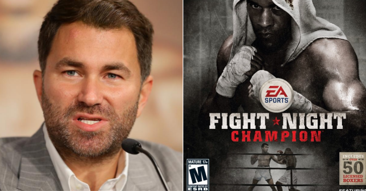 eddie-hearn-fight-night-game