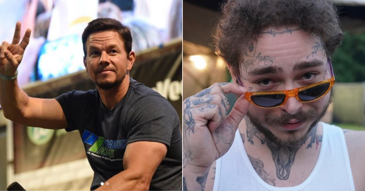 mark-wahlberg-post-malone-netflix-mma