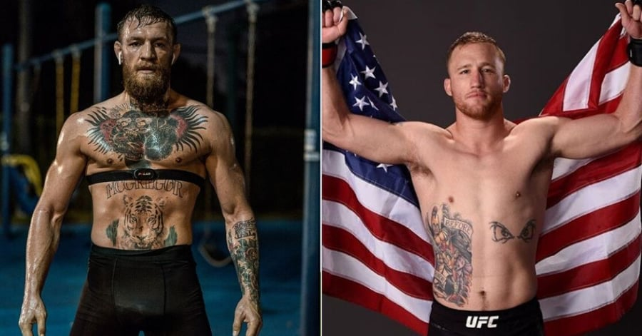 Justin Gaethje Shares 'Honest' Prediction For Potential Conor McGregor Fight